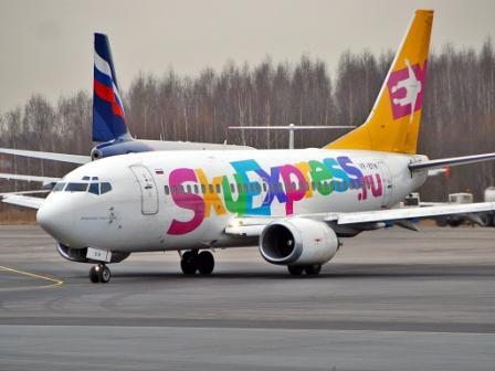Авиакомпания скай экспресс sky express
